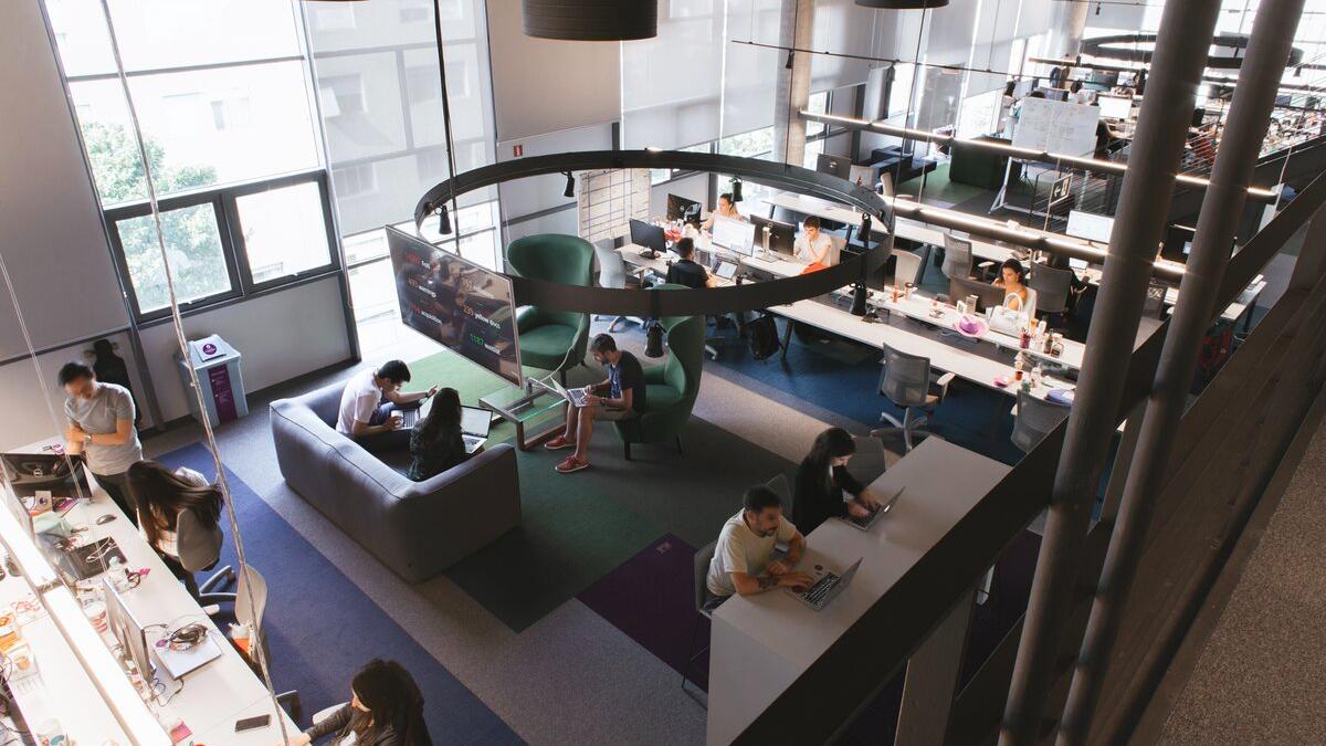 Nubank Office